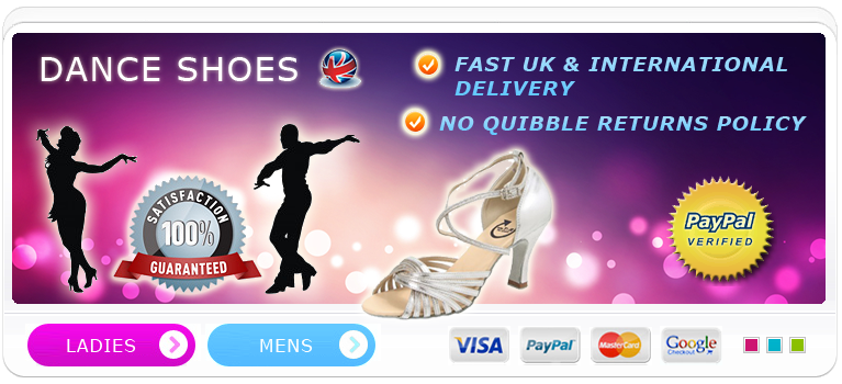 Dance Shoes UK